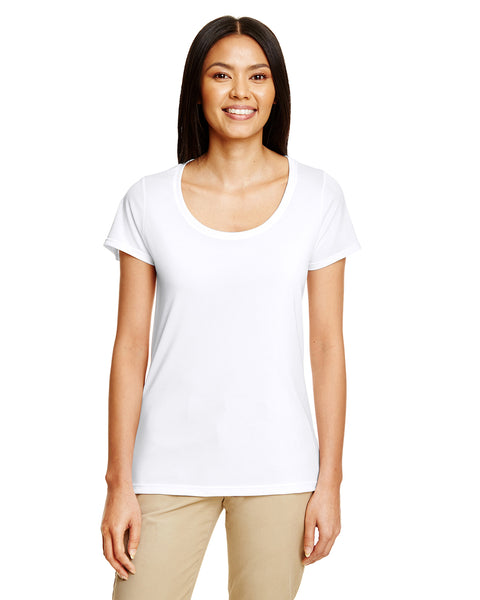 Gildan Ladies' Performance® Core T-Shirt - 100% Polyester