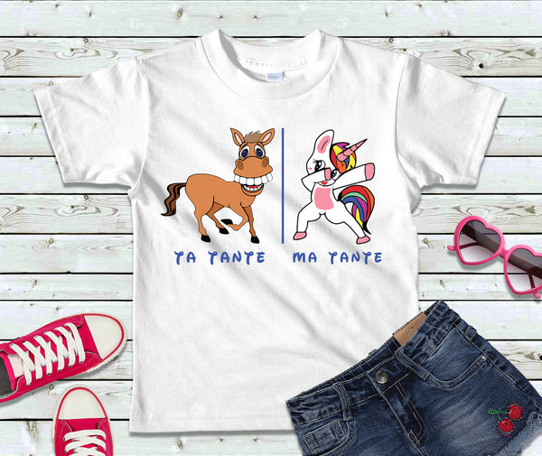Ta Tante / Ma Tante Toddler T-Shirt
