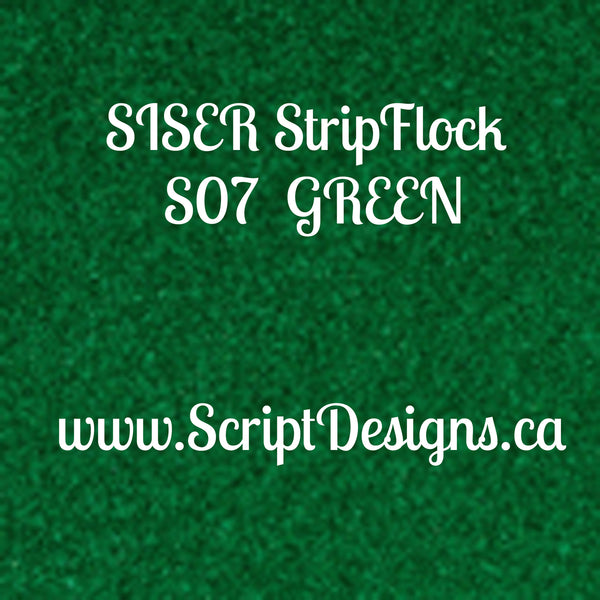 Siser StripFlock - ScriptDesigns - 8