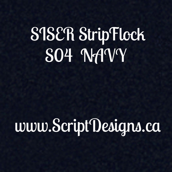 Siser StripFlock - ScriptDesigns - 5