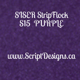 Siser StripFlock - ScriptDesigns - 15