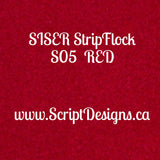 Siser StripFlock - ScriptDesigns - 6