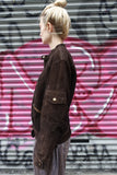 1970's Brown Suede Jacket - SOLD