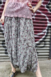 1990's Gray Wool Harem Pants - SOLD