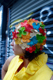 1960's Flower Swim Cap - SOLD