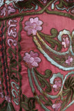 Asian Pale Pink Silk Embroidered Skirt - SOLD