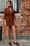 1970's Yves Saint-Laurent Rive Gauche Silk Tunic/Dress - SOLD