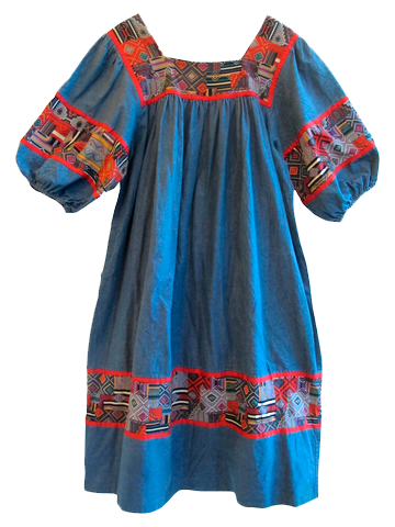 Kutch Afghani Tribal Dress - SOLD