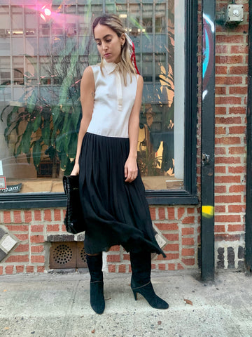 2000s Acne Wide-Legged Pants