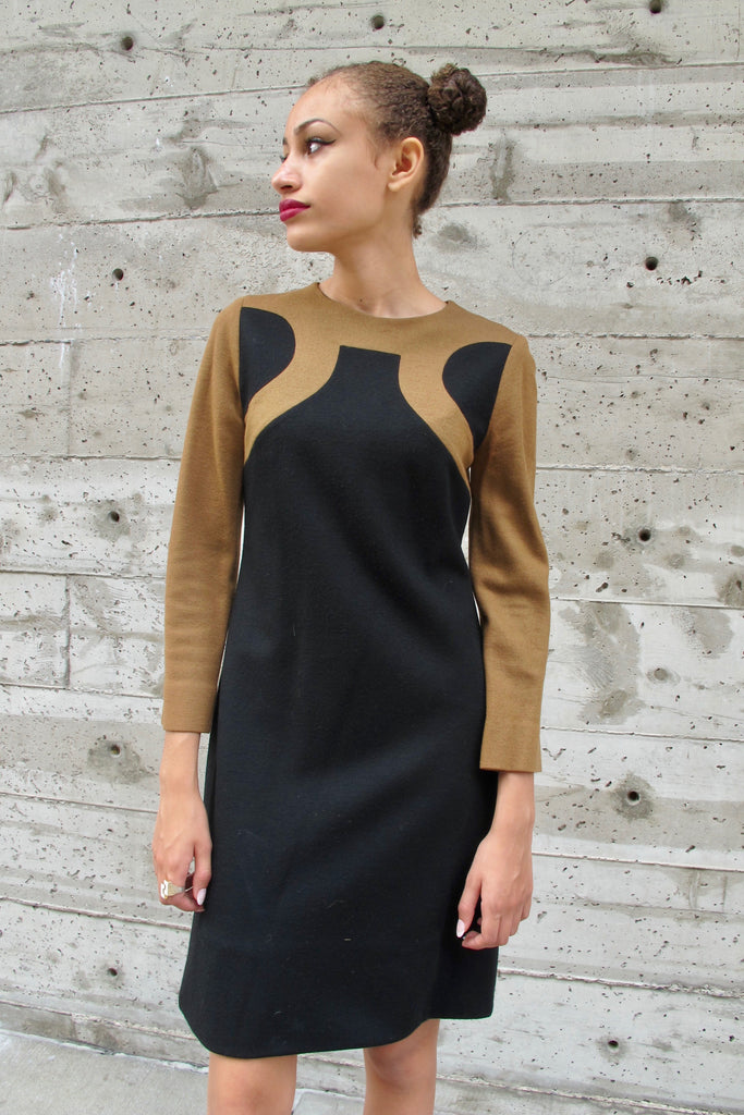 1960's Mod Graphic Dress