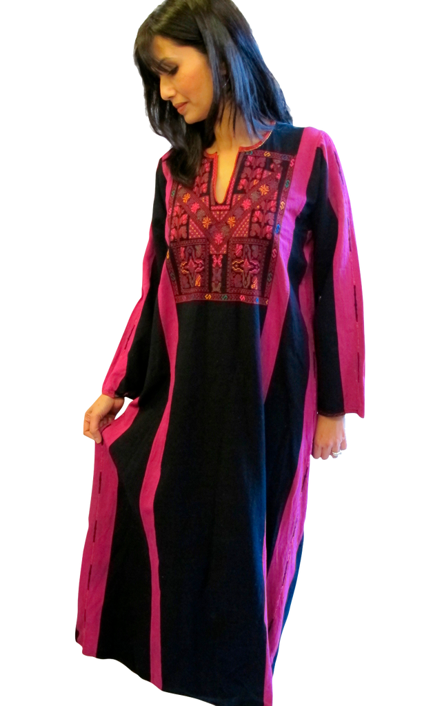 Central Asian Embroidered Dress - SOLD