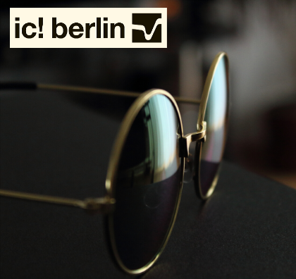 ic! Berlin Eyeglasses & Sunglasses
