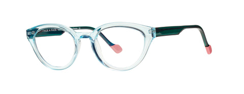Face a Face Hollow 2 Women Eyeglasses