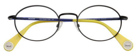Woow Well Done 5 Unisex Eyeglasses