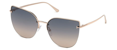 Tom Ford FT0652 Ingrid Sunglasses