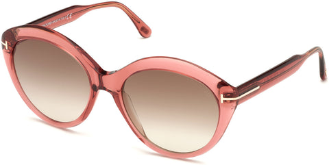 Tom Ford FT0763-F Maxine Women Sunglasses