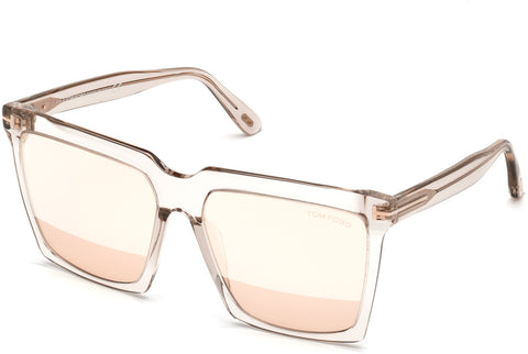 Tom Ford FT0764 Sabrina-02 Women Sunglasses