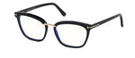 Tom Ford FT5550-B Eyeglasses