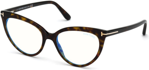 Tom Ford FT5674-B Women Eyeglasses