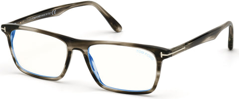 Tom Ford FT5681-B Men Eyeglasses