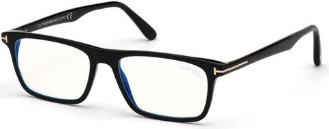 Tom Ford FT5681-F-B Men Eyeglasses