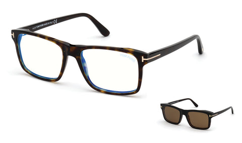 Tom Ford FT5682-B Men Eyeglasses