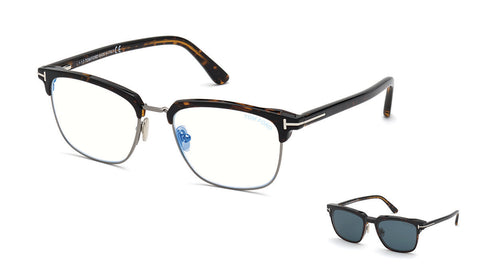 Tom Ford FT5683-B Men Eyeglasses