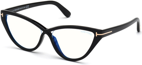 Tom Ford FT5729-B Women Eyeglasses