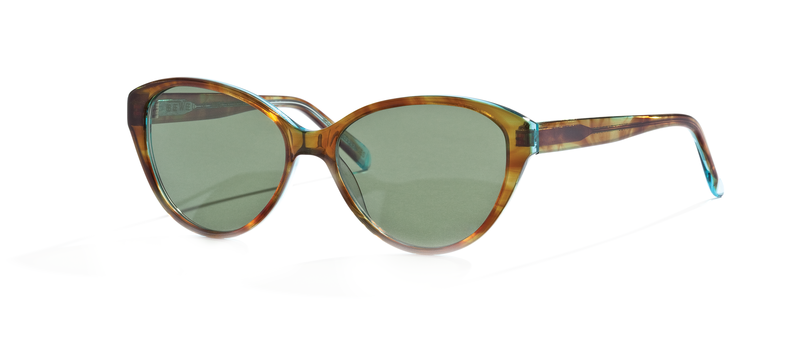 Bevel 7736 Tarragon Sunglasses