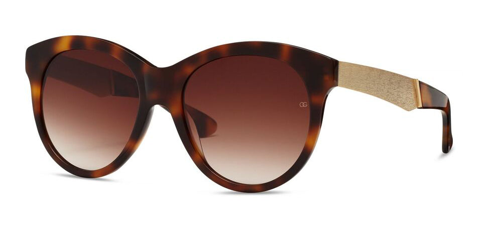 Oliver Goldsmith Icons Manhattan (Goldside) Sunglasses