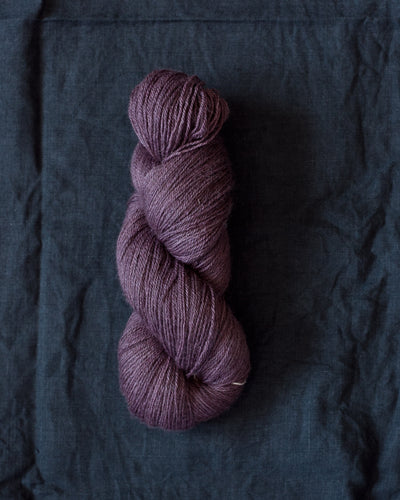 Purple Poppy Silk Blend