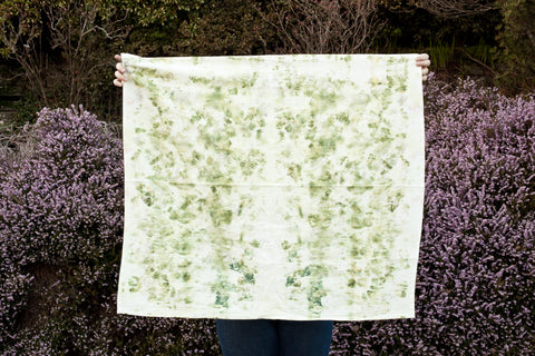 First of Spring Bundle Dyed Tea Towel