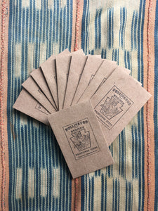 Ten Sample Sized Wildflower Seed Packets