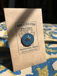 Pollinator Project Pin