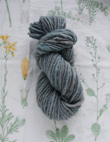 Handspun Ice Melt Yarn