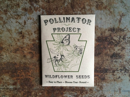 Single Wildflower Seed Packet