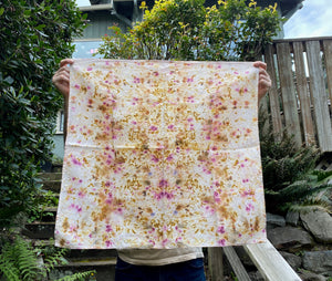 Spring Confetti Tea Towel