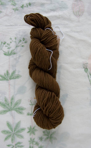 Chestnut Superwash Merino Wool
