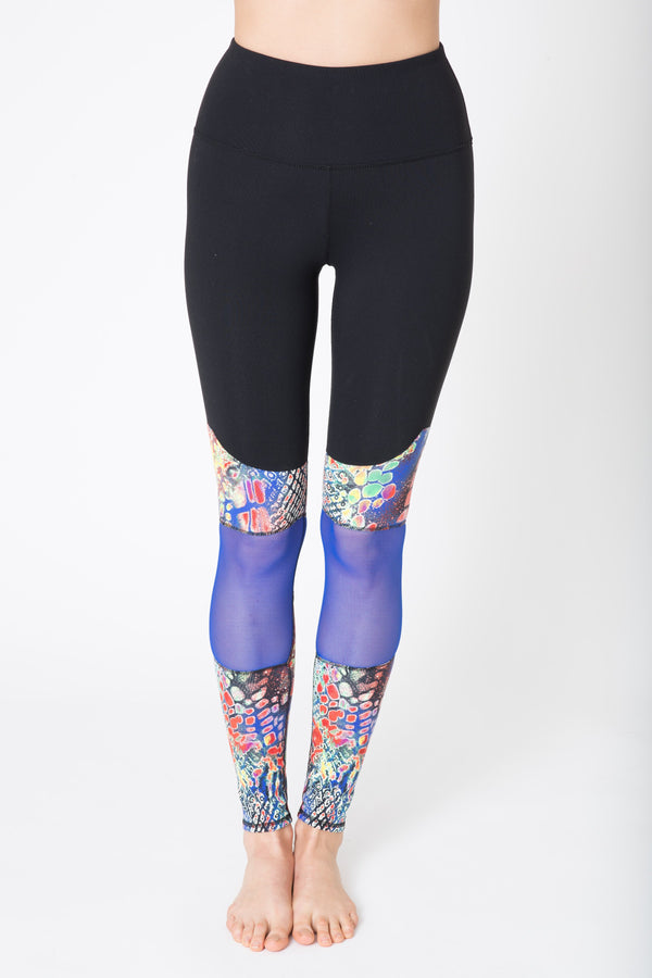 LOTUS FLOWER LEGGING