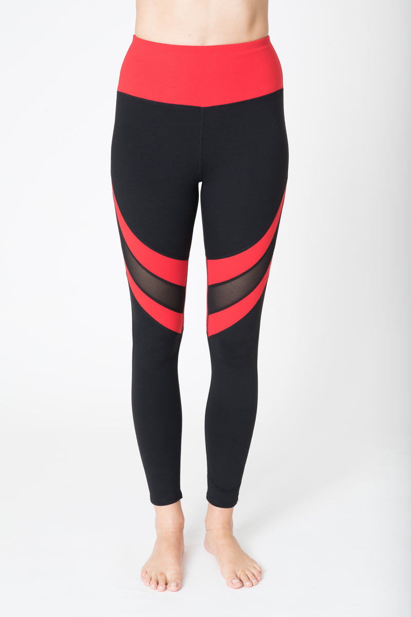 HEAT LEGGING BLACK