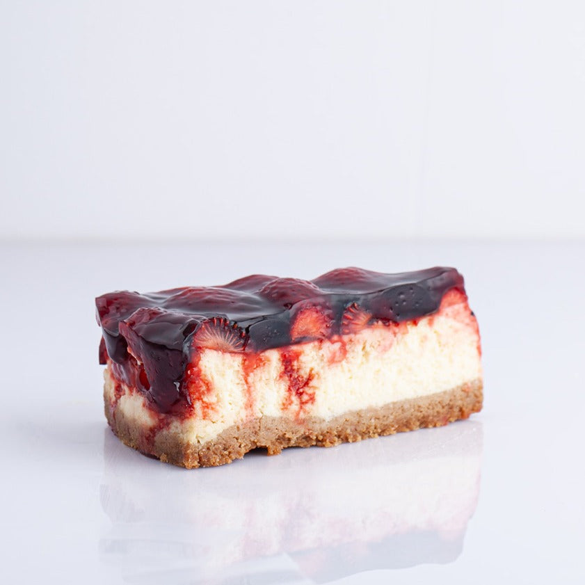 Çilekli Cheese Cake