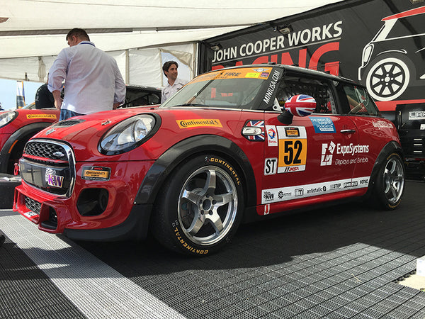 LAP/MINI JCW Team Partnership