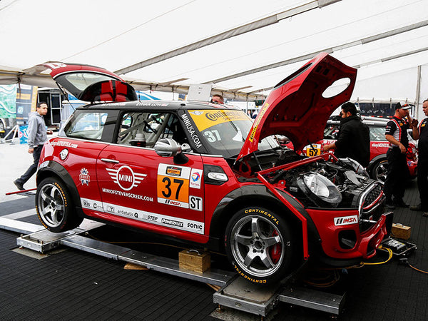MINI JCW Team Sporting RSe05