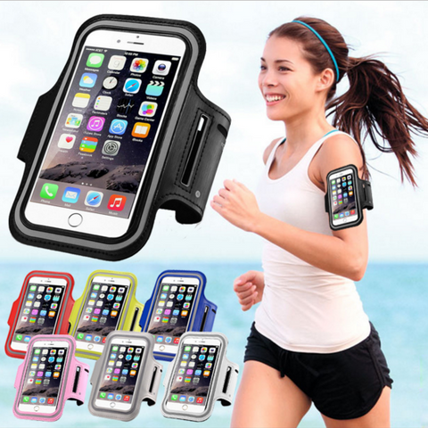 Sports Leather Arm Band Case For iPhone 6/6S 4.7in