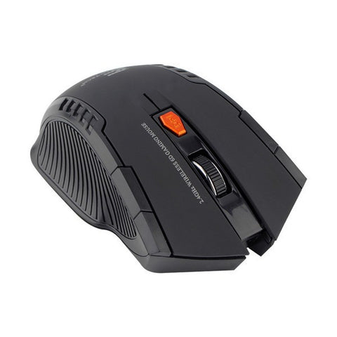 2.4Ghz Mini Portable Wireless Optical Gaming Mouse