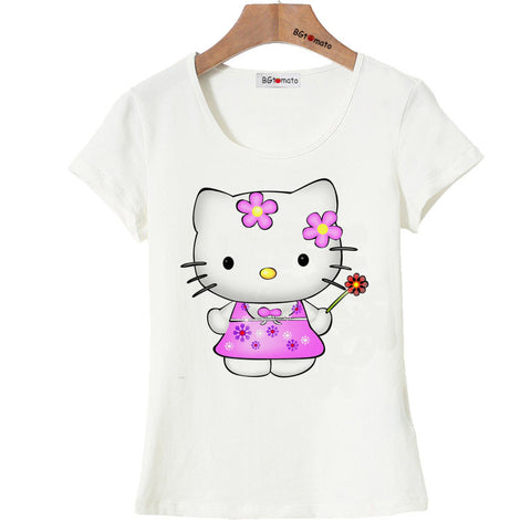 Lovely Hello Kitty Princess T-shirt