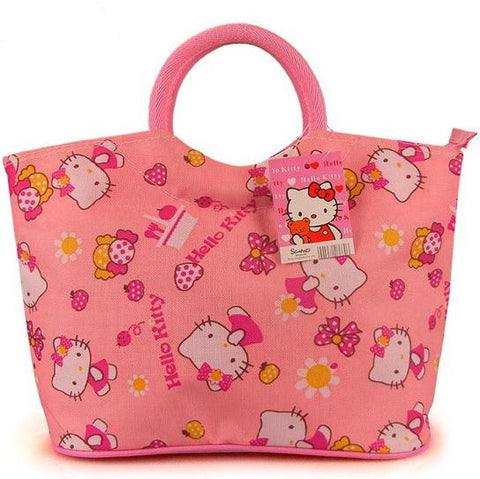 Casual Hello Kitty Shopper Bag