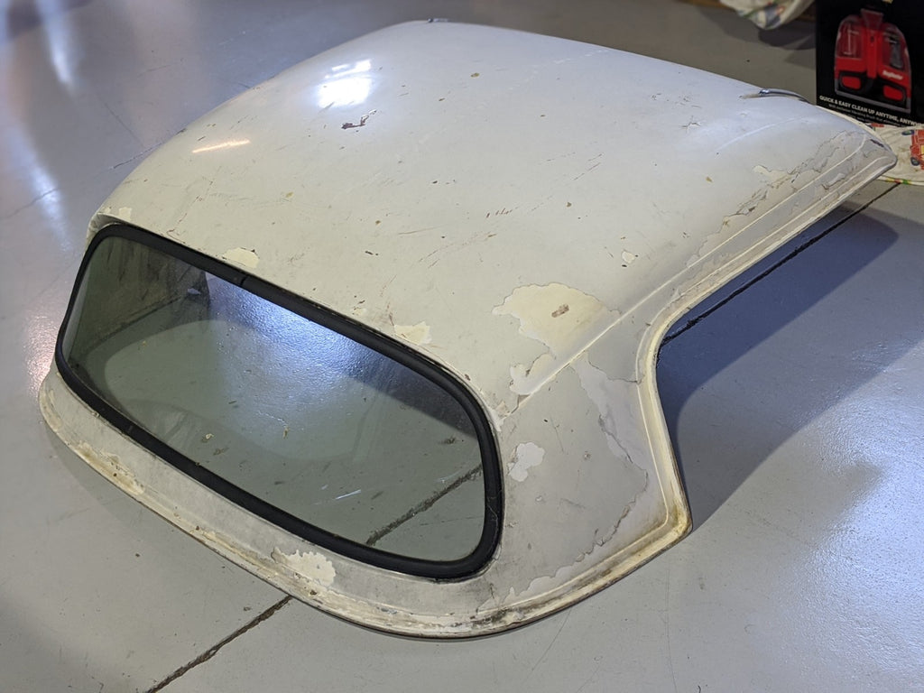Used Hardtop with Glass Window