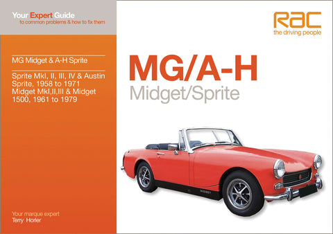 MG Midget/A-H Sprite: Your Expert Guide to Common Problems & How to Fix Them Paperback