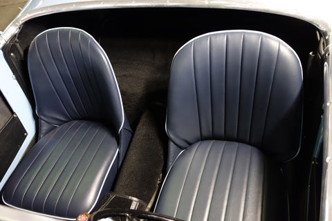 Austin Healey Sprite Seat Cover Set That Actually Fits Interior